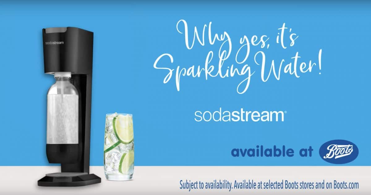 hyper-local sodastream campaign