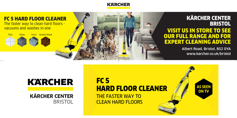 karcher marketing